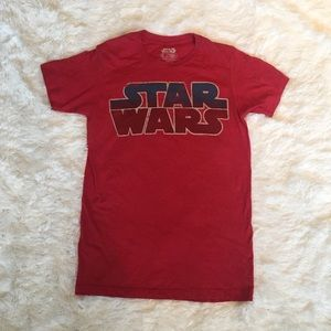 Classic Star Wars Short Sleeve Shirt Perfect Cond